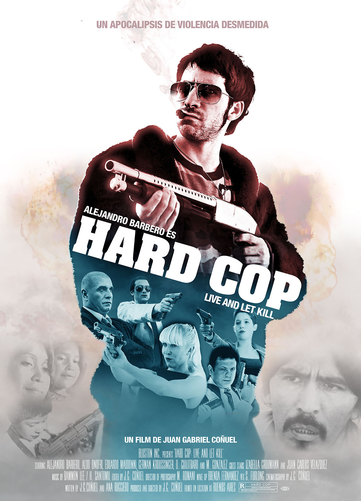 HARD COP POSTER VERSION 2